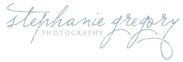 Stephanie Gregory Photography logo